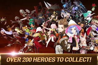 Seven Knights Mod v1.1.31 APK (Very Fast Skill) Latest Version