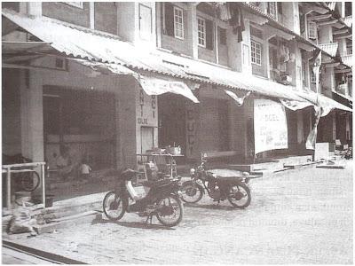 Lantai 1 rumah susun Bandarharjo, Semarang dapat digunakan untuk kegiatan ekonomi (usaha)
