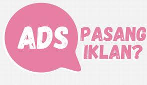 Pasang Iklan di Blog Akhmad Share