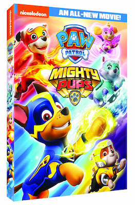NickALive!: Nickelodeon to Release 'PAW Patrol: Mighty Pups