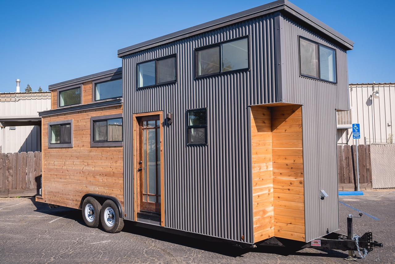 contemporary california tiny house - Tiny Houses California