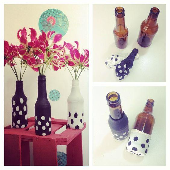 Aprende Cómo Decorar Botellas Con Globos De Cumpleaños Mimundomanual