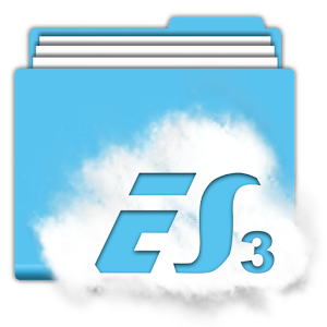 ES FILE EXPLORER (Aplicativo para Android)