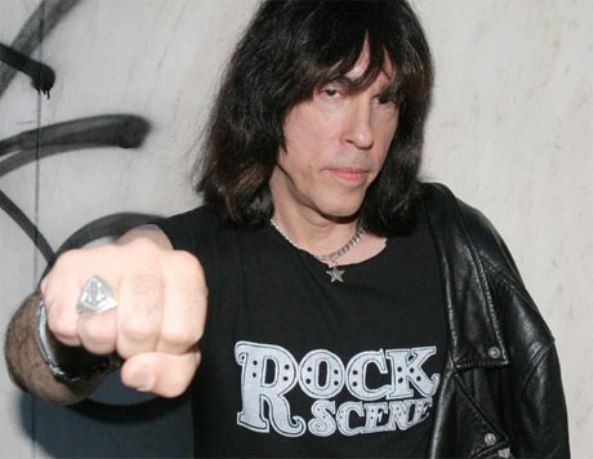 Classic Rock Here And Now: Marky Ramone Interview: Ramones Drummer