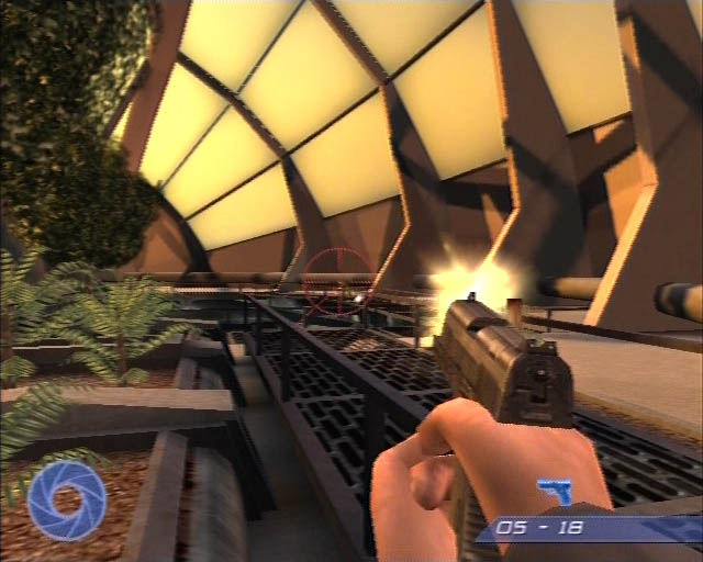 Super Adventures in Gaming: 007 Games Part 11: Agent Under