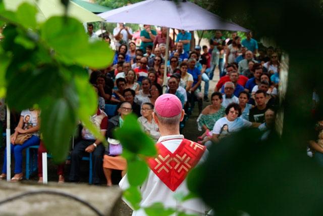 Romaria Diocesana no Santuário de Solidão