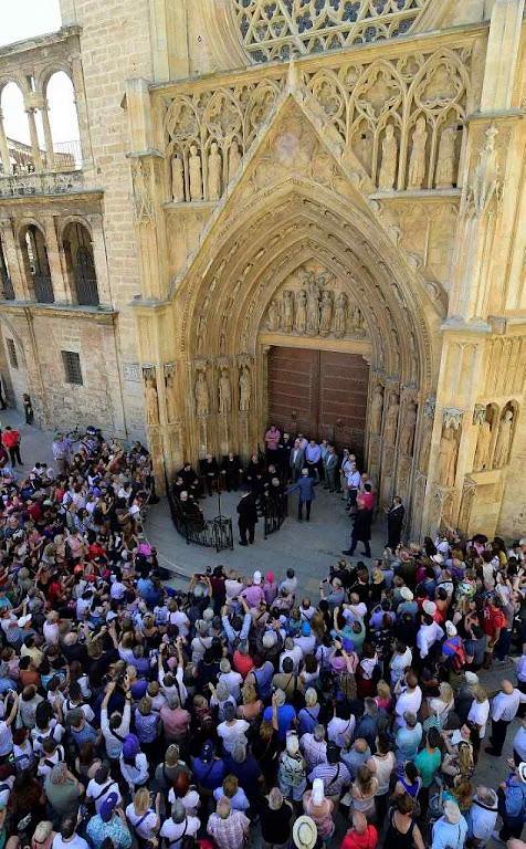 O Tribunal das Águas de Valencia, na Espanha, já fez mais de mil anos julgando conflitos de irrigação
