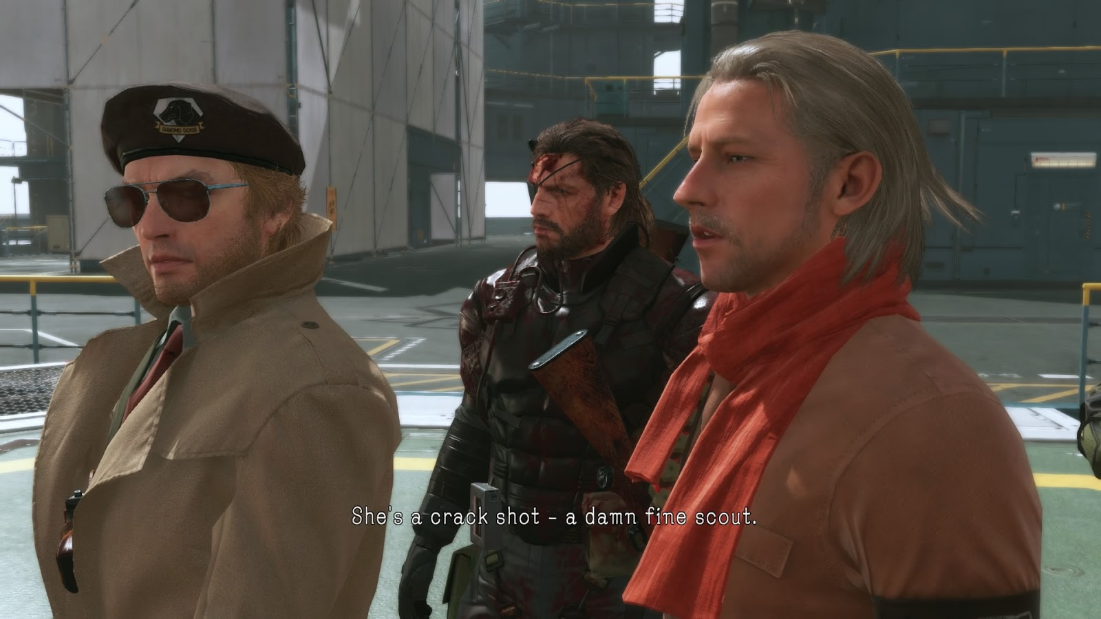Wobble Reviews Bob Surlaw S Words Of Mouth Metal Gear Solid V The Phantom Pain 2015 Ps4 The Year Of The Diamond Dogs Mgs peace walker kazuhira miller without glasses. bob surlaw s words of mouth blogger