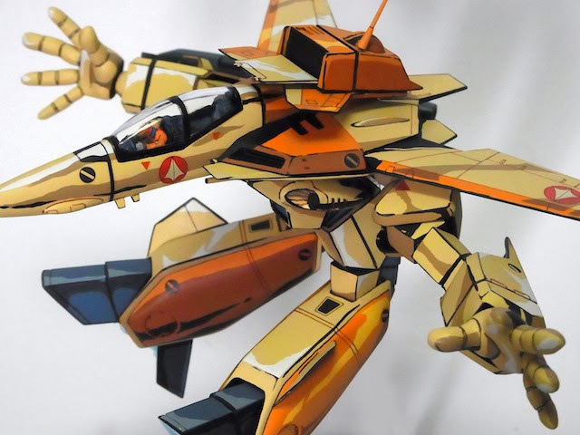 Painting Giant Robot Model Kits Anime StyleFunko and Super 7