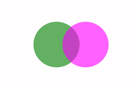 Difference pada Inkscape\