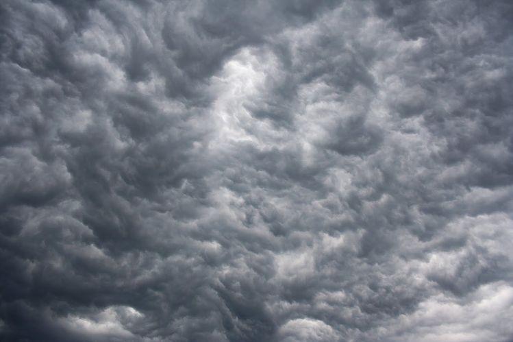 Nuvens Espetaculares