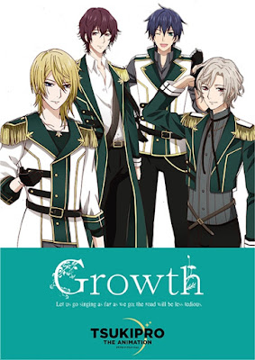 TsukiPro The Animation Growth