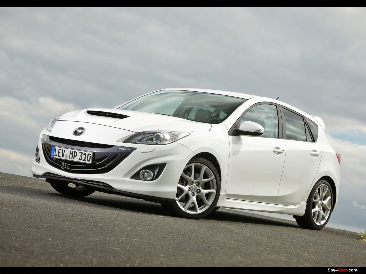 2012 Mazda 3 Mps