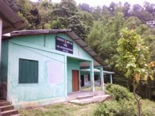 Champamaya Primary School in Kalimpong