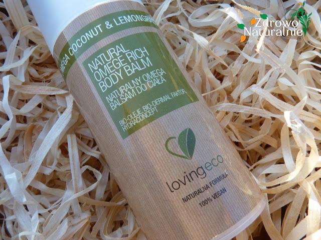 Lovingeco - Natural omega body balm