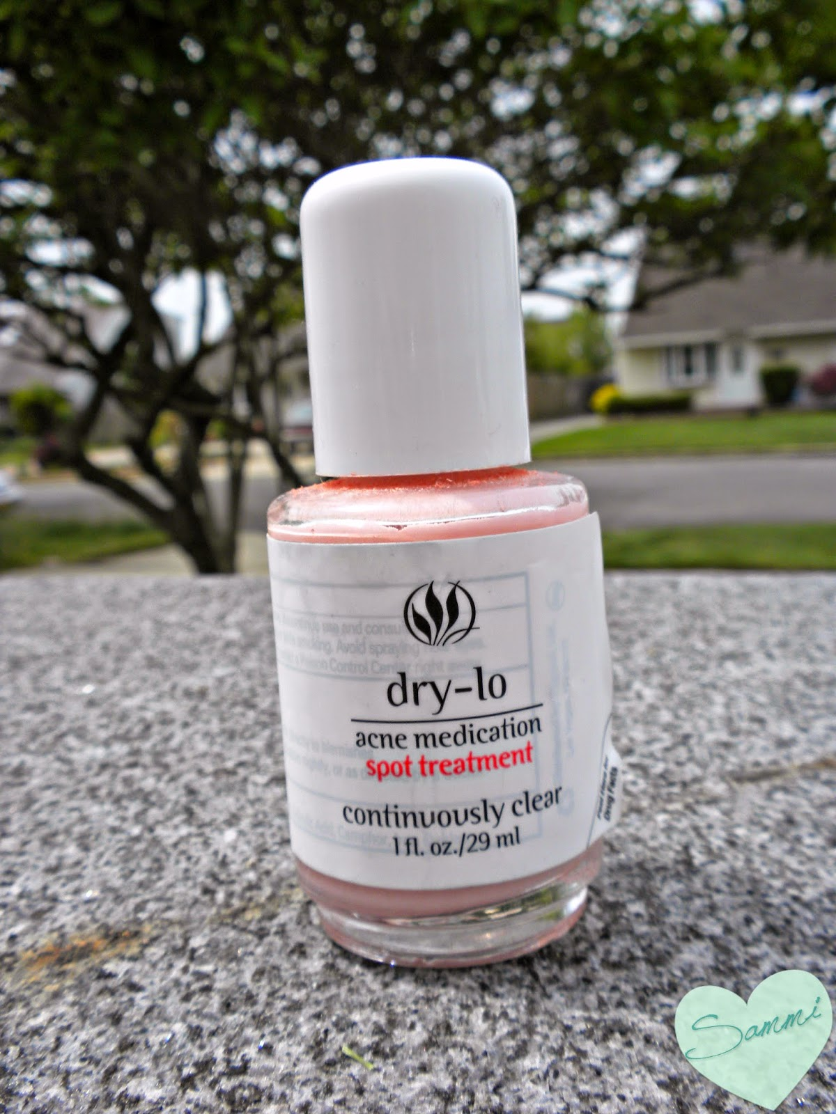 SERIOUS SKINCARE Dry Lo Spot Treatment