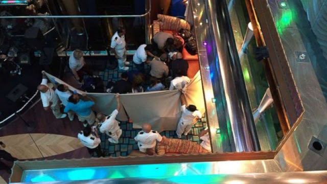 Girl dies after falling from cruise ship in Miami
