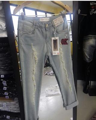 Marcas famosas de jeans no atacado
