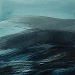 Aquarelle et crayons sur papier © Annik Reymond