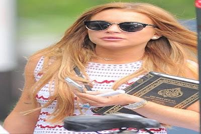 Lindsay Lohan Tertarik Pelajari Islam