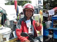 Heboh Bakso Gratis demi Jokowi, Pedagang: Sudah Dibayar Rp800.000 per Gerobak
