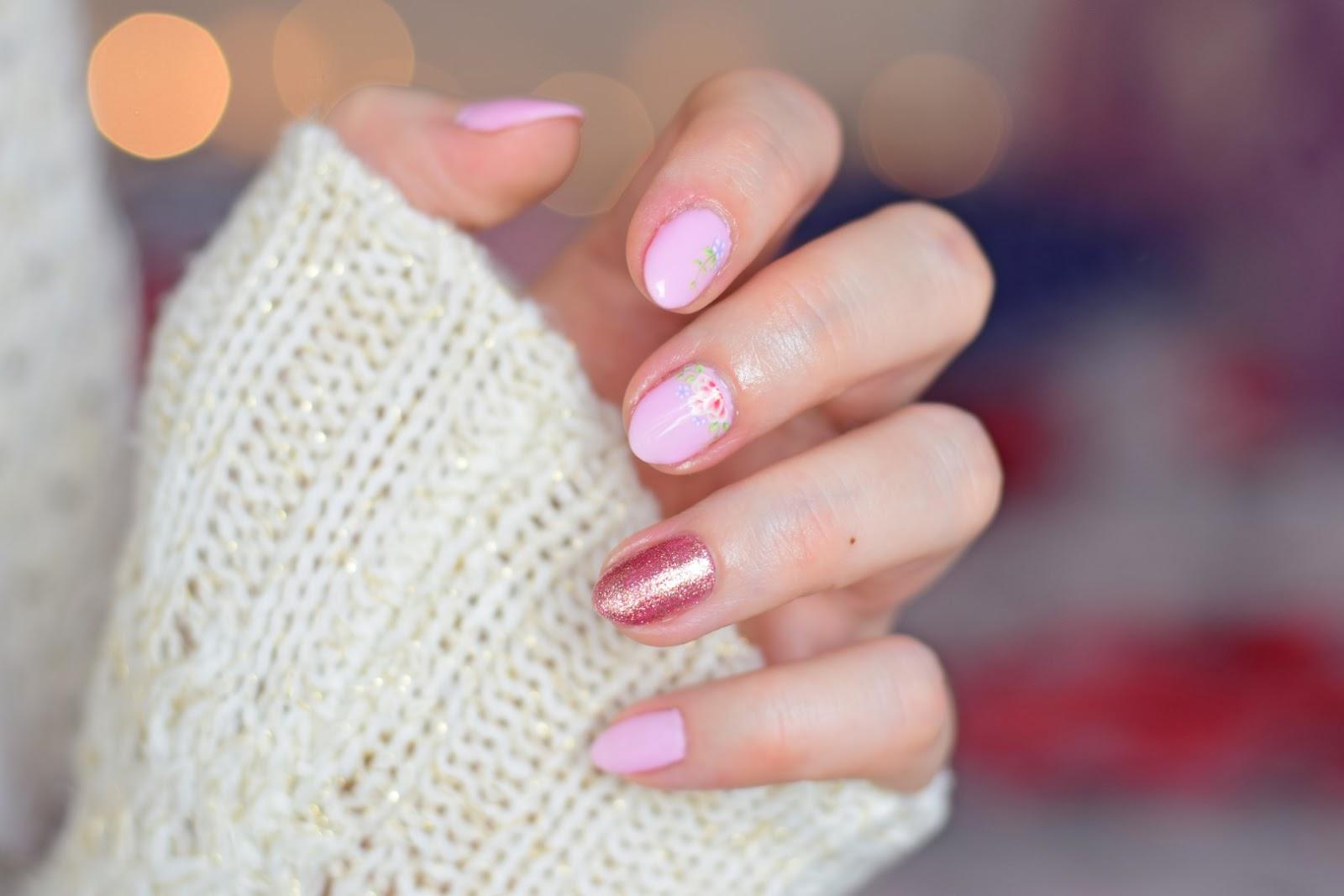 semilac 094 pink gold