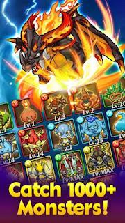 Puzzle Dragon Dungeons Apk v3.3.7 Mod