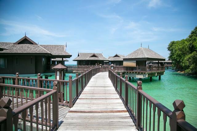 percutian indah di pulau pangkor