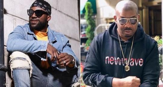 Iyanya And Mavin Boss Don Jazzy