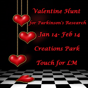 Valentine Hunt For Parkinson's Research