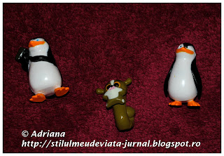 figurine The Penguins of Madagascar