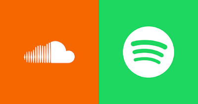 Sound Cloud is competing Spotify
