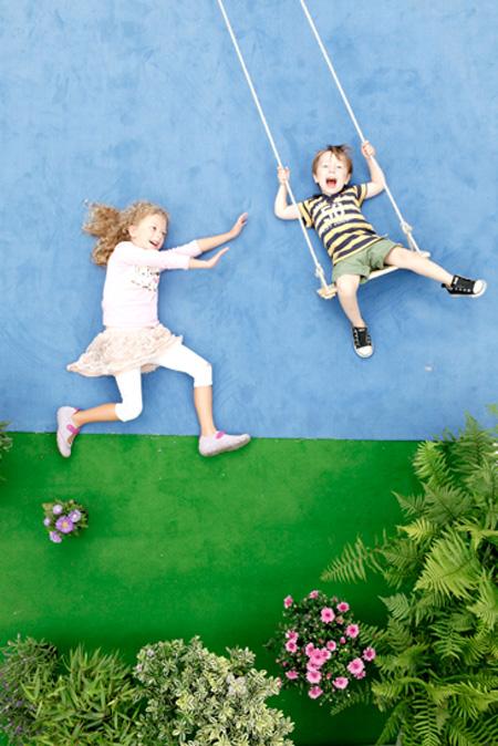 Swing fly dream