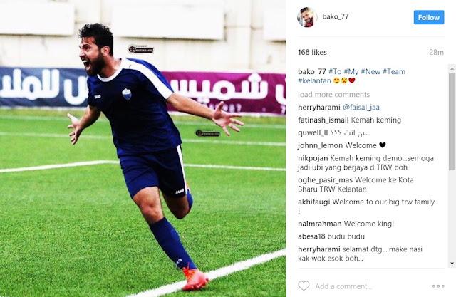 Top Scorer Liga Lubnan, Abou Bakr El Mal Bakal Sertai Kelantan!
