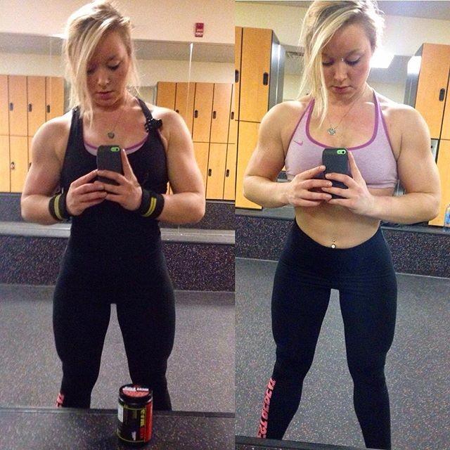 Instagram photos Ashley Lockaby Fitness Models 1