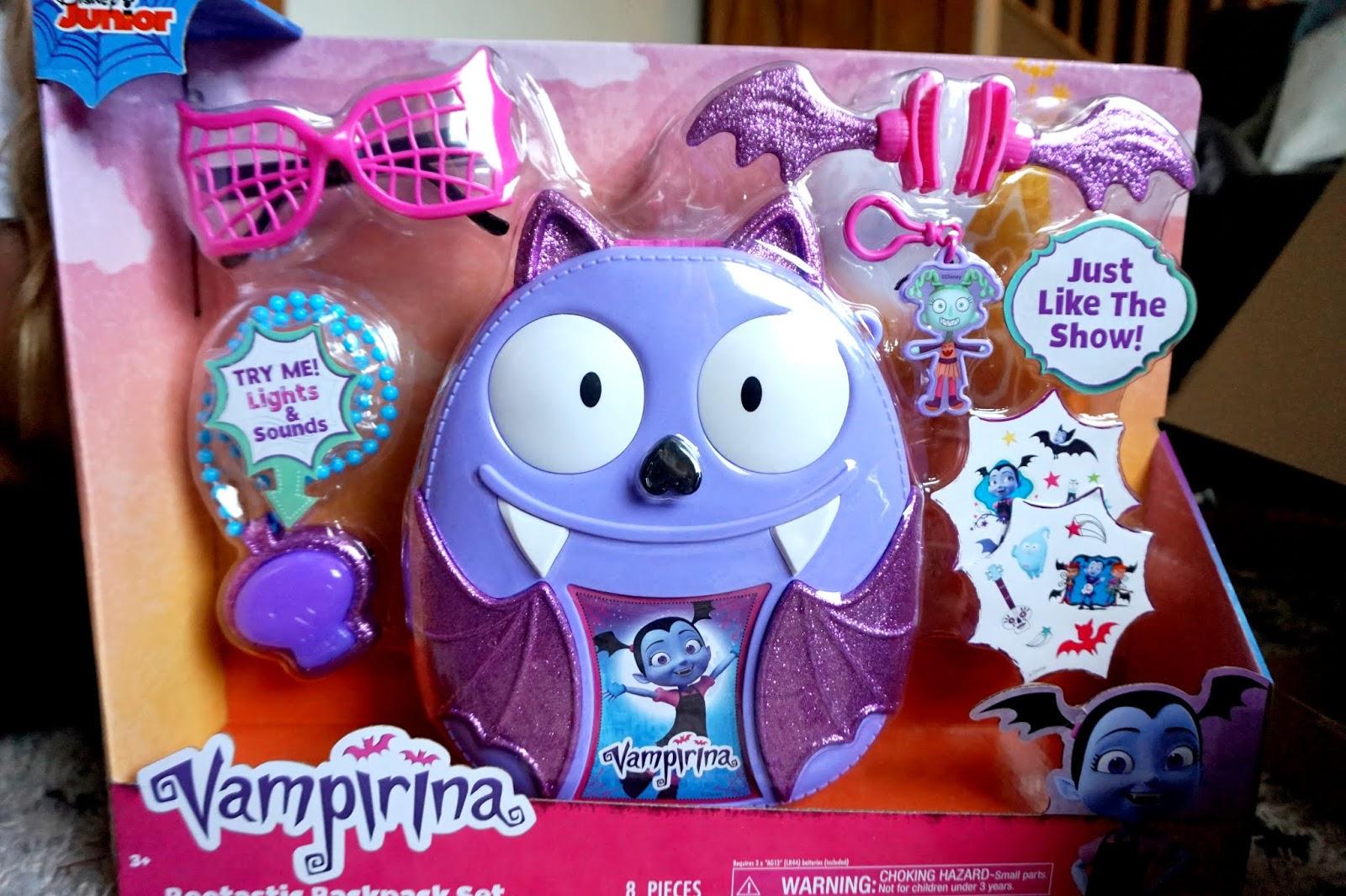 Vampirina Disney Toy Range Review Life As Mum