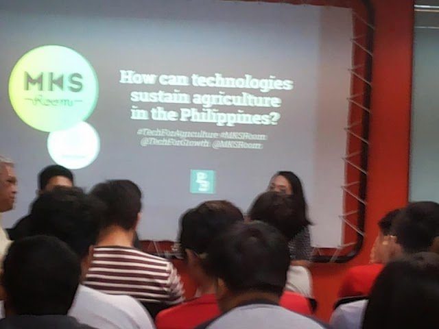 Technology to Meet the Challenges of Philippine Agriculture