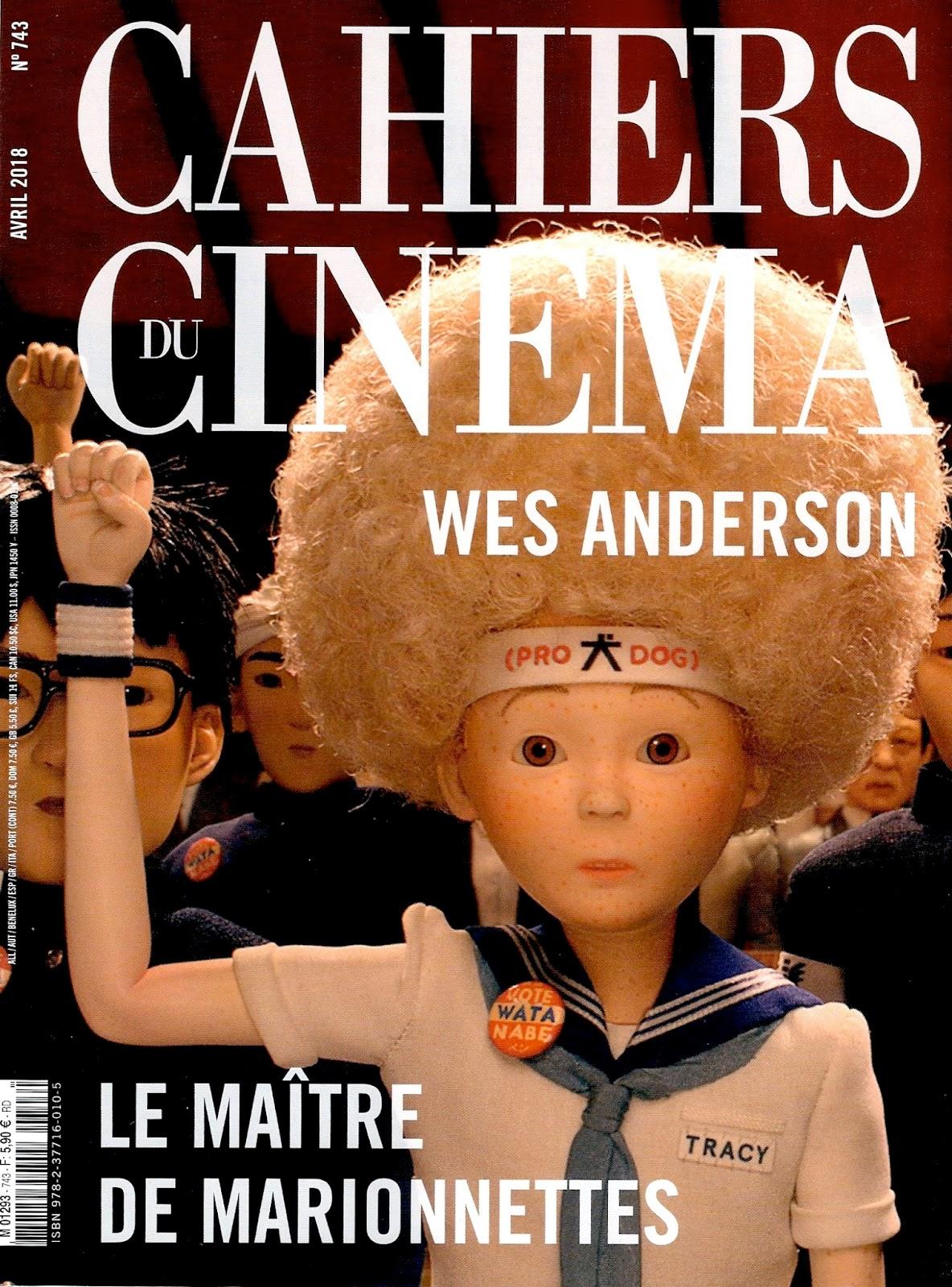 Le Festival MEME PAS PEUR dans Les Cahiers du Cinéma !