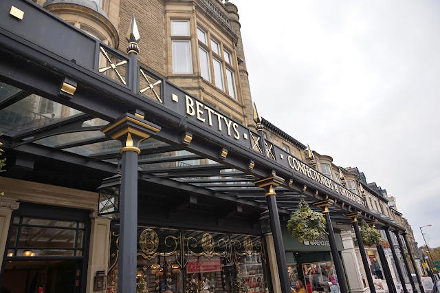 Bettys Harrogate Exterior