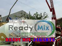 HARGA BETON READY MIX JAKARTA MURAH