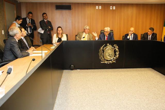 Comissão Especial anuncia agenda de visitas a barragens pernambucanas