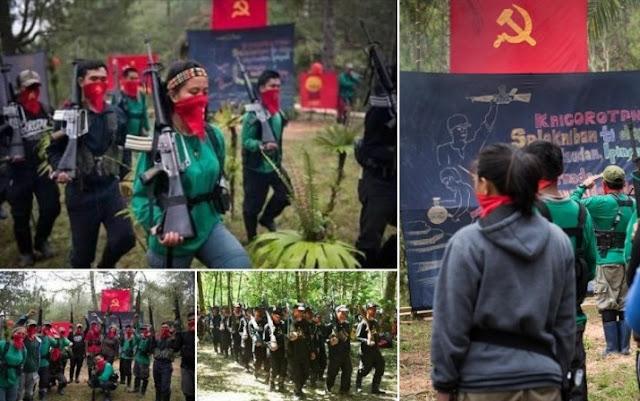 Kerap Dijadikan Senjata untuk 'Jatuhkan' Jokowi dengan Isu Komunis Ternyata Kabar Kebangkitan dan Latihan Perang PKI di Hutan.....