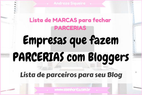 dicas para blogueiras