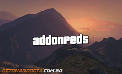GTA V - AddonPeds