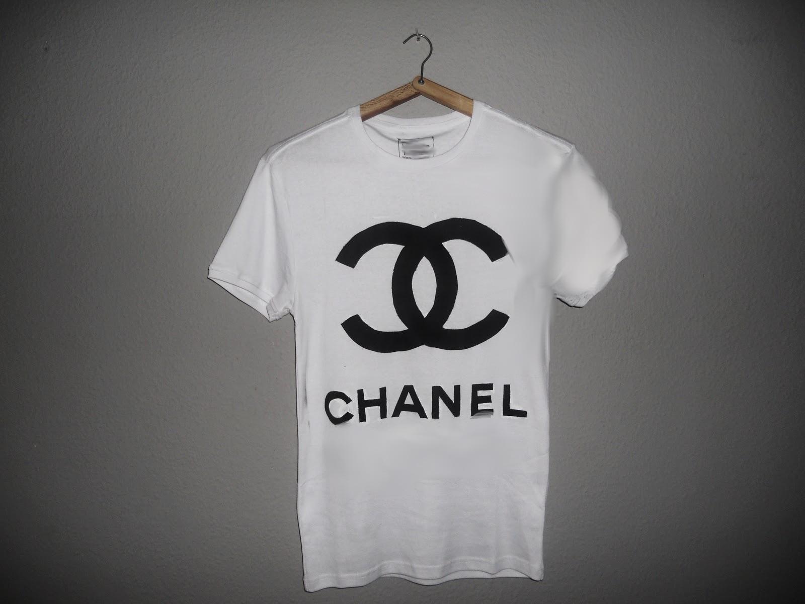 Camisetas Chanel Hombre Baratas
