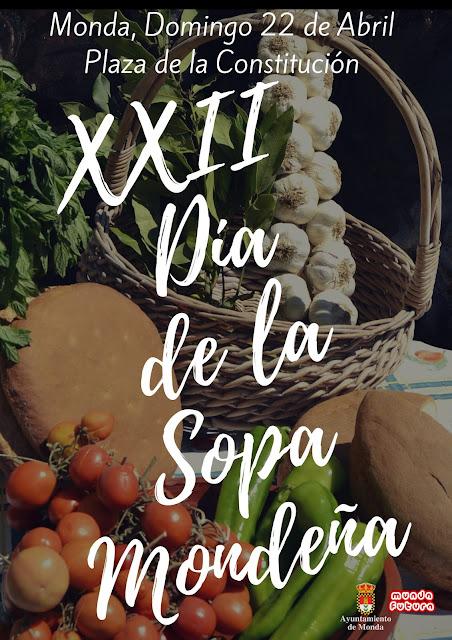 XXII Día de la Sopa Mondeña
