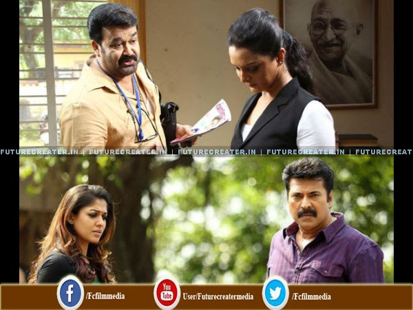Mohanlal-Manju Warrier To Clash With Mammootty-Nayantara