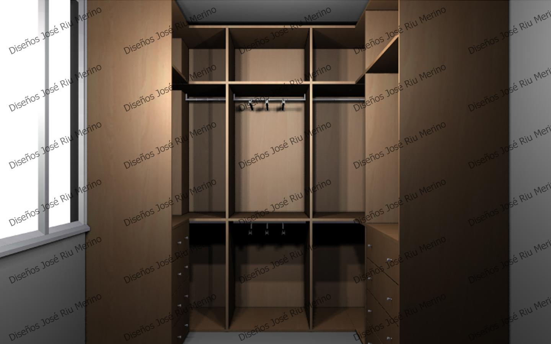 Diseños de cocinas y armarios
