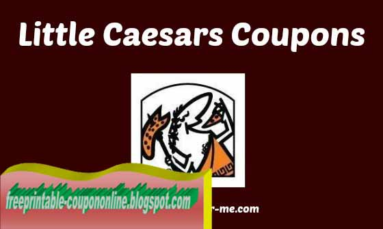 photograph relating to Little Caesars Printable Coupons identify Printable Discount codes 2019: Tiny Caesars Coupon codes