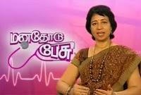 Manathodu Pesu 20-09-2016 Mega Tv Tamil